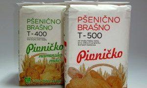 Agromonterra doo - Tipovi pšeničnih brašna (T-400 i T-500)